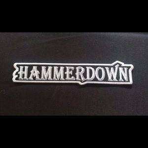 Official Large Hammerdown Sew-On Name Patch